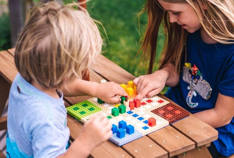LEGO DIY Spiele 12