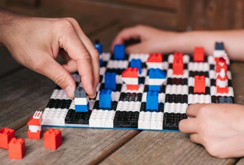 LEGO DIY Spiele 5