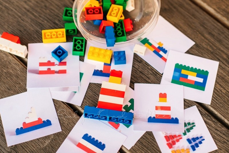 LEGO DIY Spiele 7