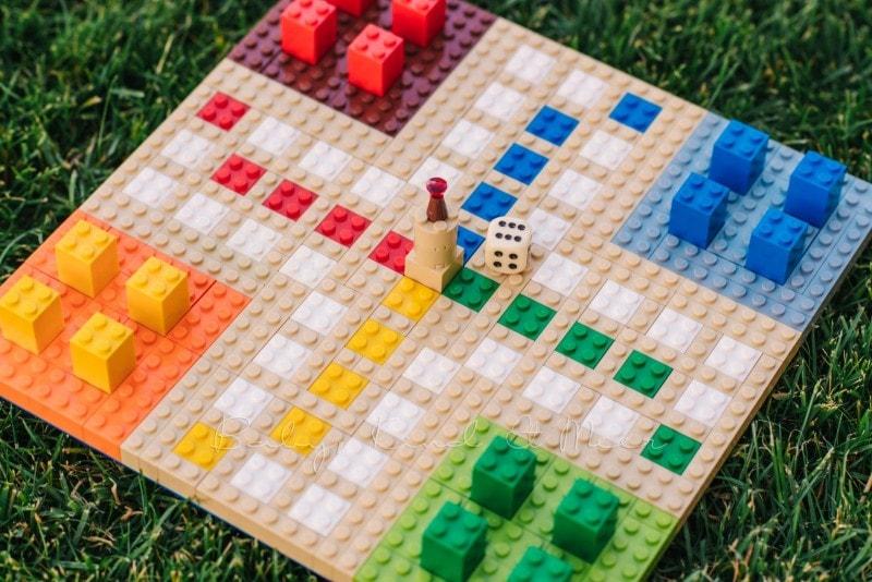LEGO DIY Spiele 8