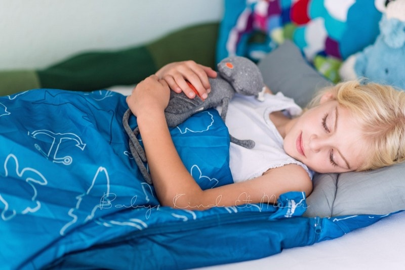 Baby Kind und Meer Schlafsack outdoorer Dream Sailor 1