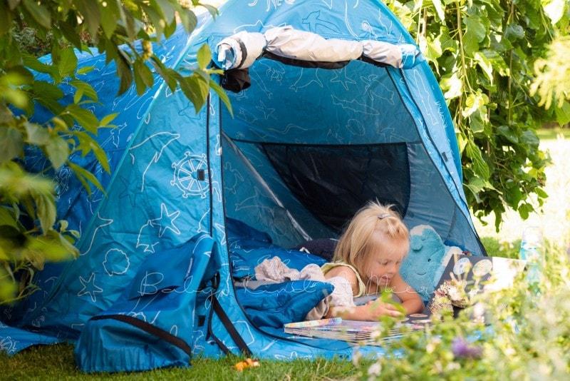 Baby Kind und Meer Schlafsack outdoorer Dream Sailor 10