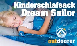Dream Sailor Schlafsack