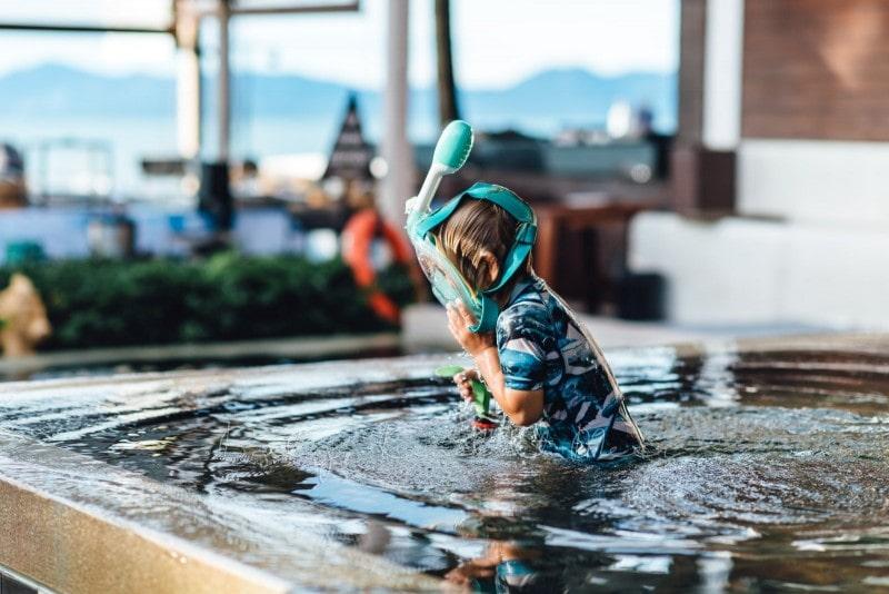 Thailand Koh Samui mit Kindern 10