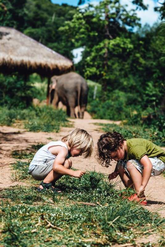 Thailand Koh Samui mit Kindern 147