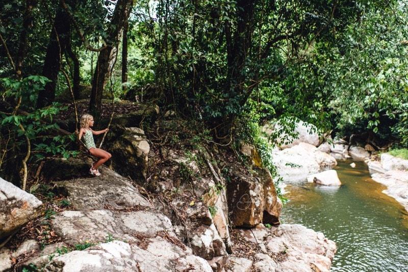 Thailand Koh Samui mit Kindern 191