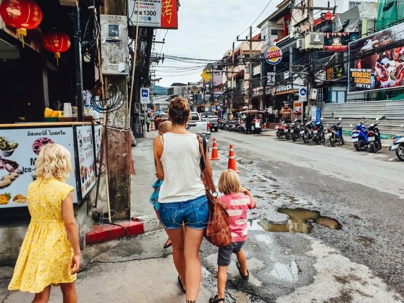 Thailand Koh Samui mit Kindern 252