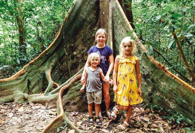 Thailand Koh Samui mit Kindern 274