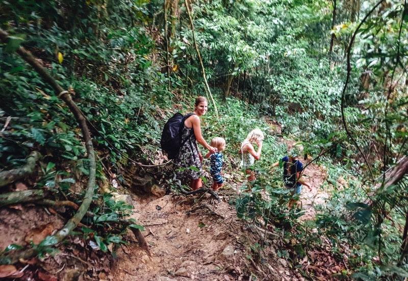 Thailand Koh Samui mit Kindern 277
