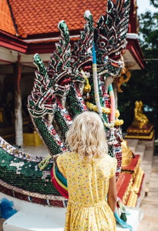 Thailand Koh Samui mit Kindern 58