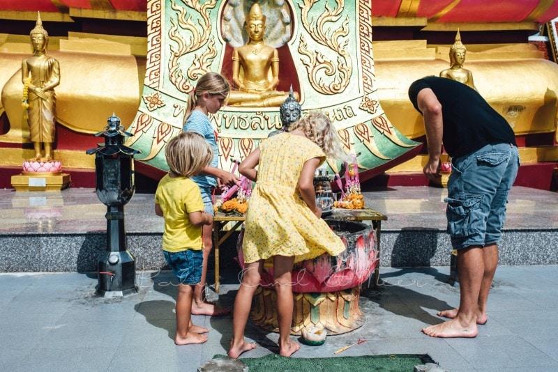 Thailand Koh Samui mit Kindern 61