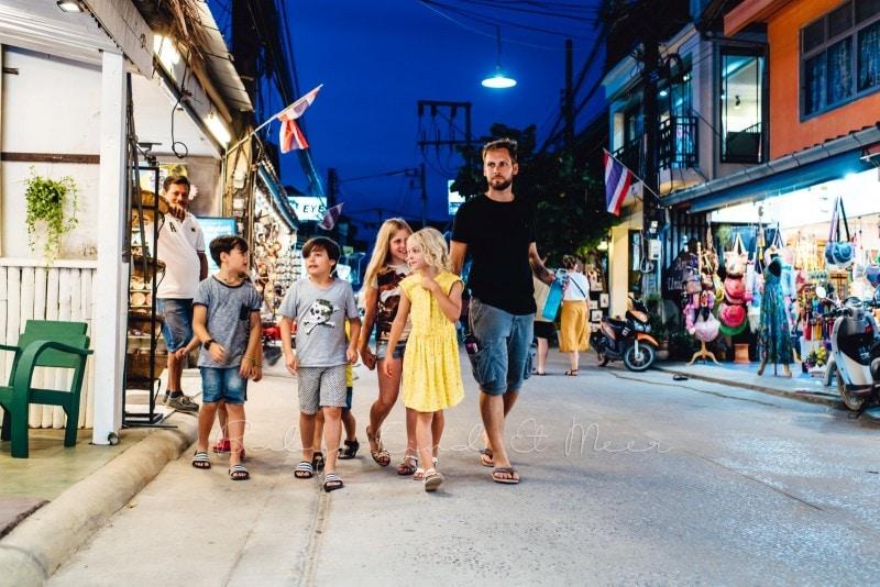 Thailand Koh Samui mit Kindern 73