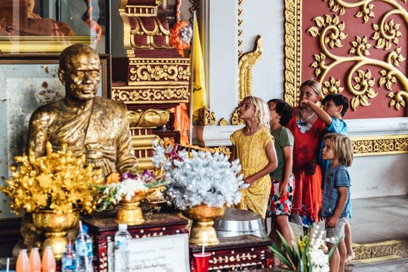 Thailand Koh Samui mit Kindern 93
