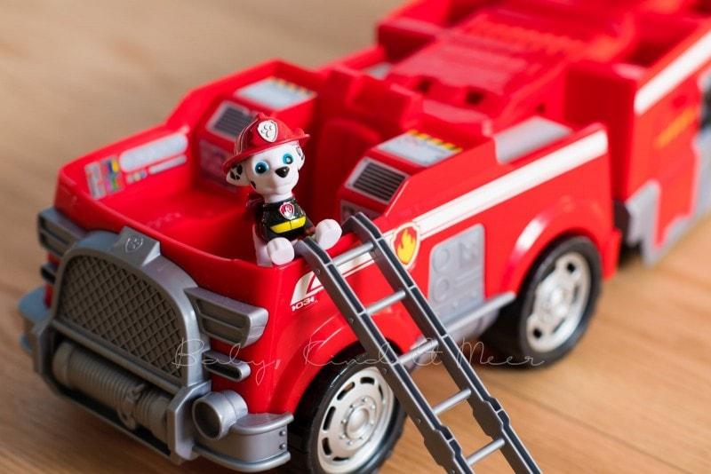 PAW Patrol Feuerwehr Truck 10