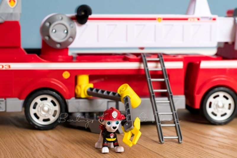 PAW Patrol Feuerwehr Truck 15