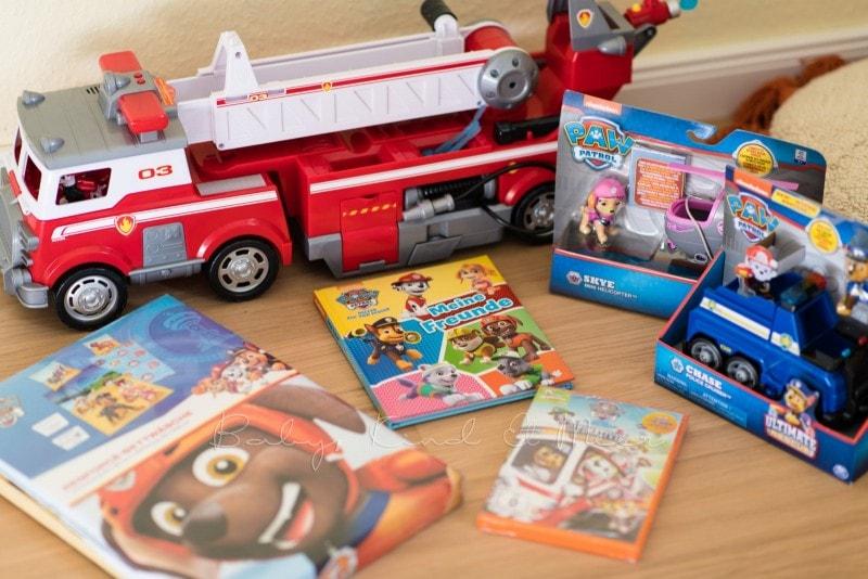 PAW Patrol Feuerwehr Truck 3