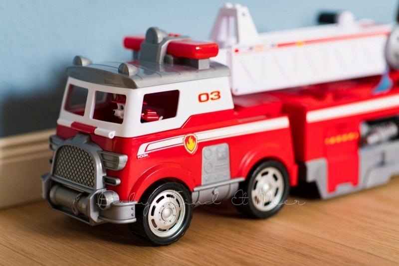 PAW Patrol Feuerwehr Truck 4