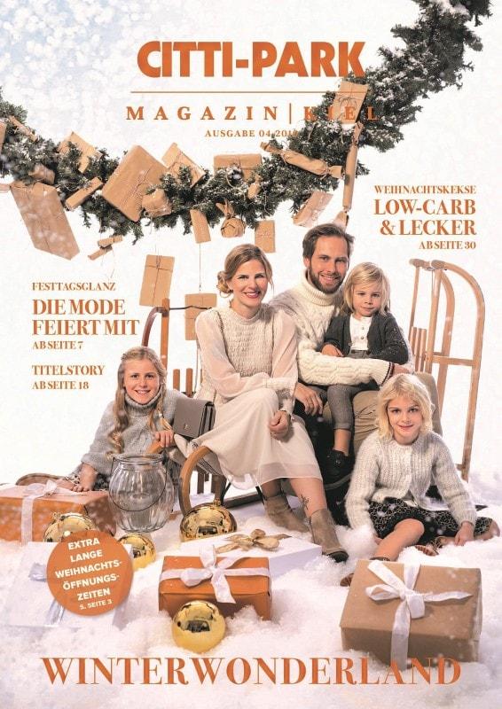 Citti Park Magazin Kiel Cover