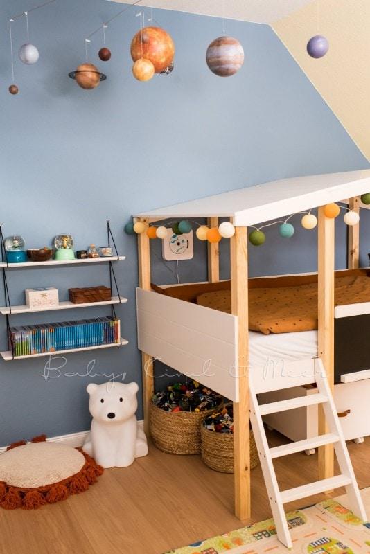 Roomtour Toms neues Kinderzimmer 2