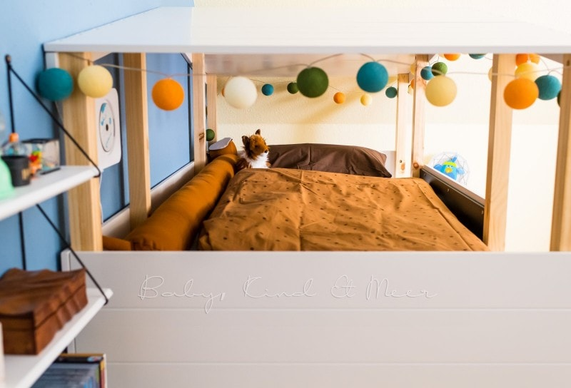 Roomtour Toms neues Kinderzimmer 3