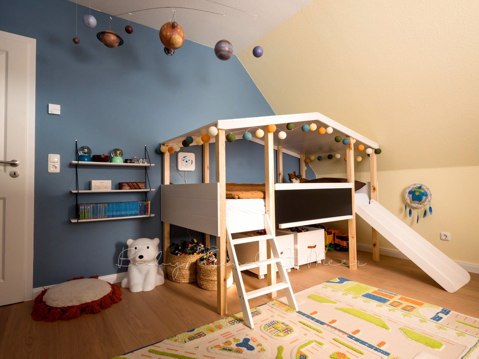 Roomtour Toms neues Kinderzimmer 67
