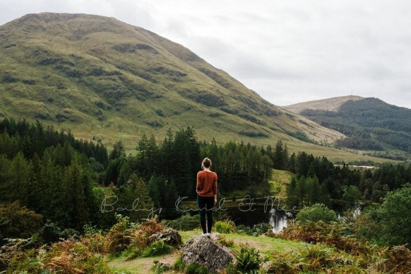 Rundreise durch Schottland 262
