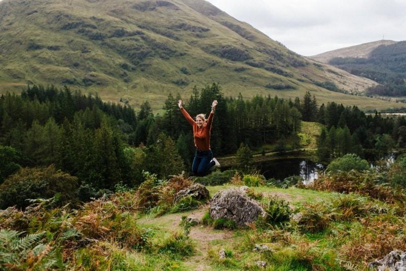Rundreise durch Schottland 263