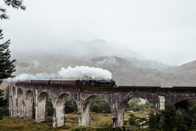 Rundreise durch Schottland 269