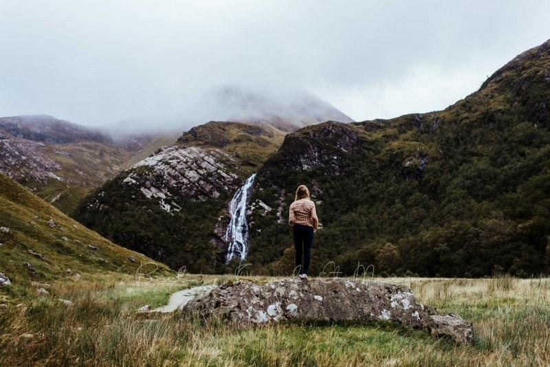 Rundreise durch Schottland 318