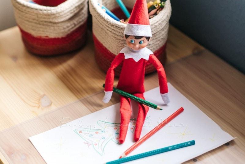 The Elf on the Shelf 10