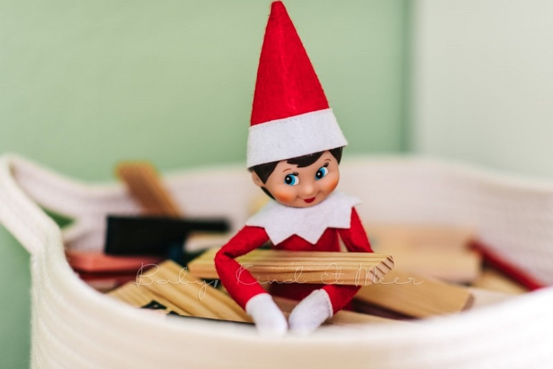 The Elf on the Shelf 13