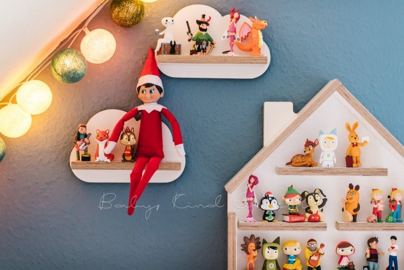 The Elf on the Shelf 6