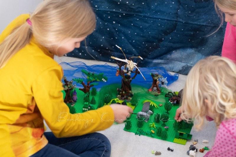 Lego Wimmelbuch selber machen 12