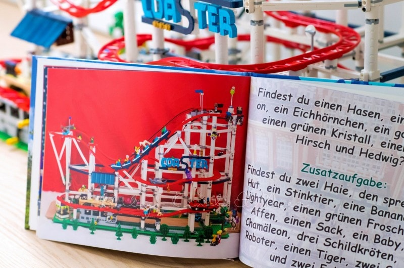 Lego Wimmelbuch selber machen 24