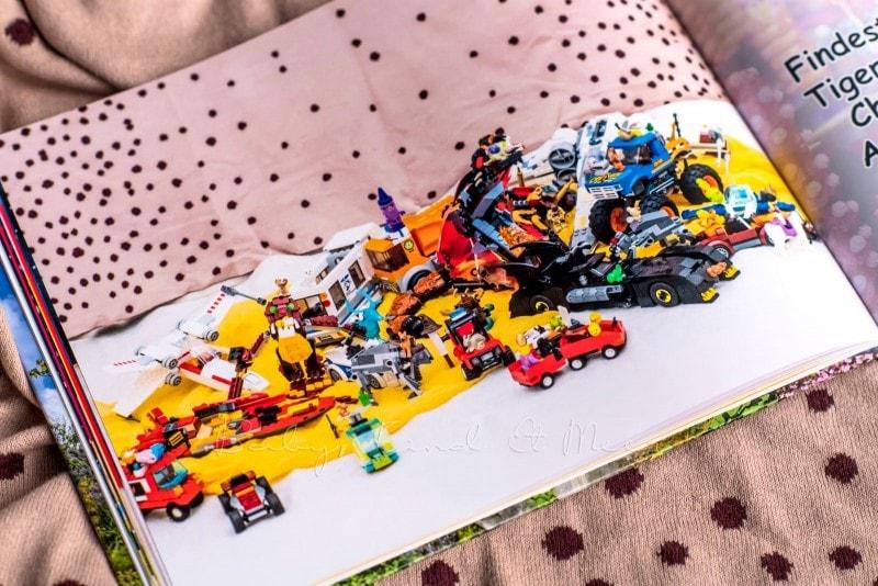 Lego Wimmelbuch selber machen 7