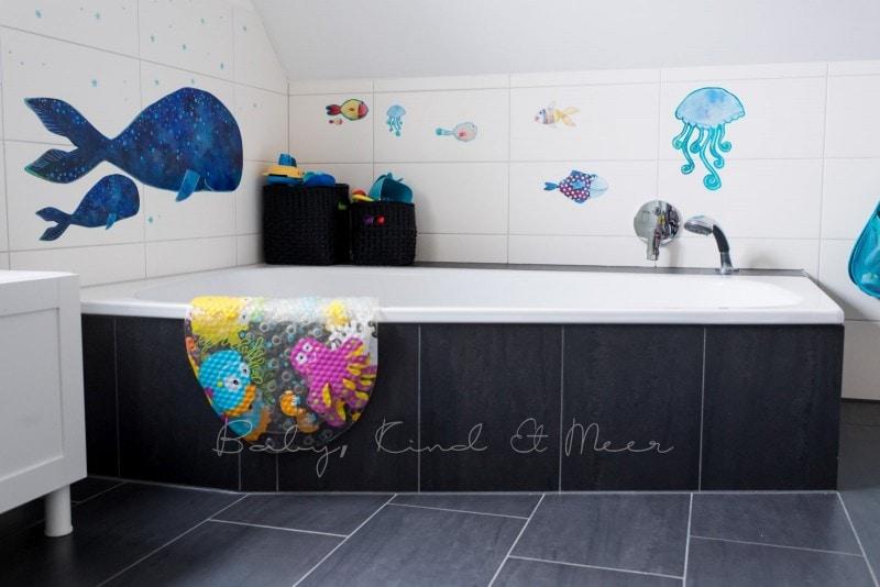 Badezimmer Roomtour babykindundmeer 1