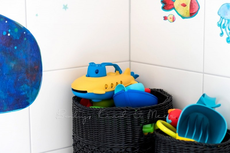 Badezimmer Roomtour babykindundmeer 13