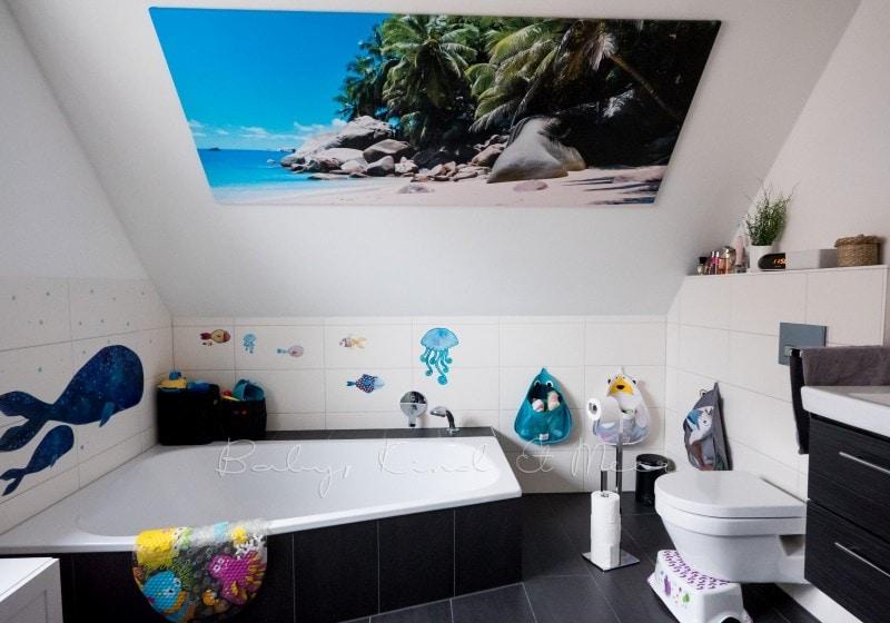 Badezimmer Roomtour babykindundmeer 14