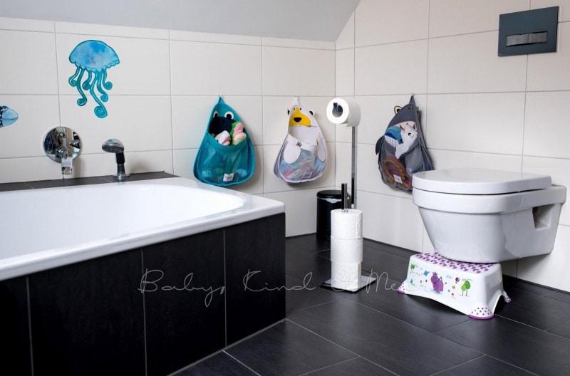 Badezimmer Roomtour babykindundmeer 2