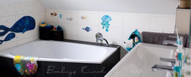 Badezimmer babykindundmeer