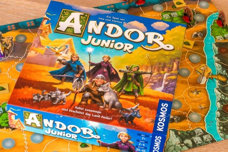 KOSMOS Andor Junior Spiel babykindundmeer 26
