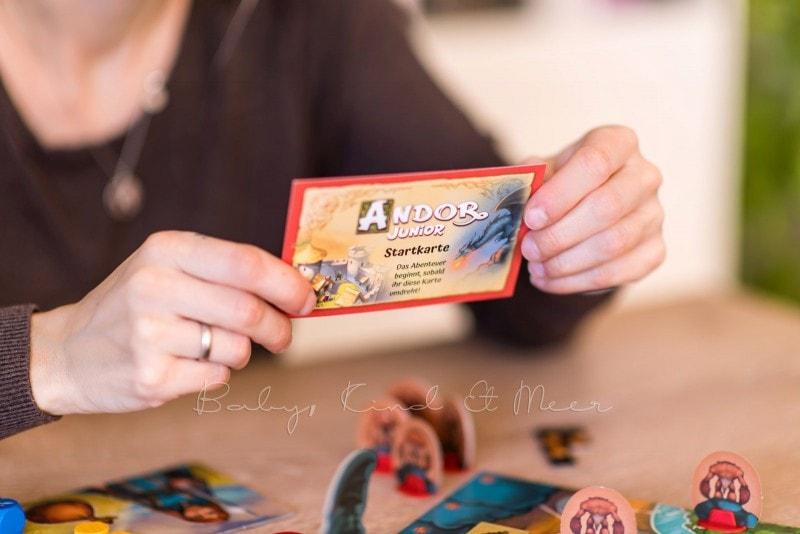 KOSMOS Andor Junior Spiel babykindundmeer 28