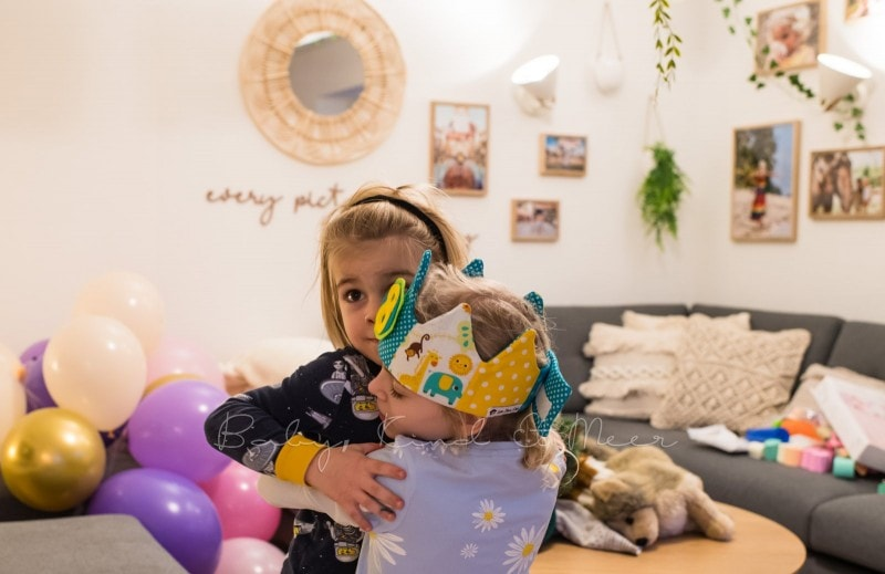 Lottes 8 Geburtstag Zauberwald Party babykindundmeer 13