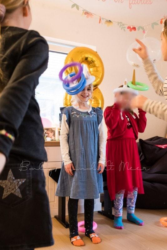 Lottes 8 Geburtstag Zauberwald Party babykindundmeer 3