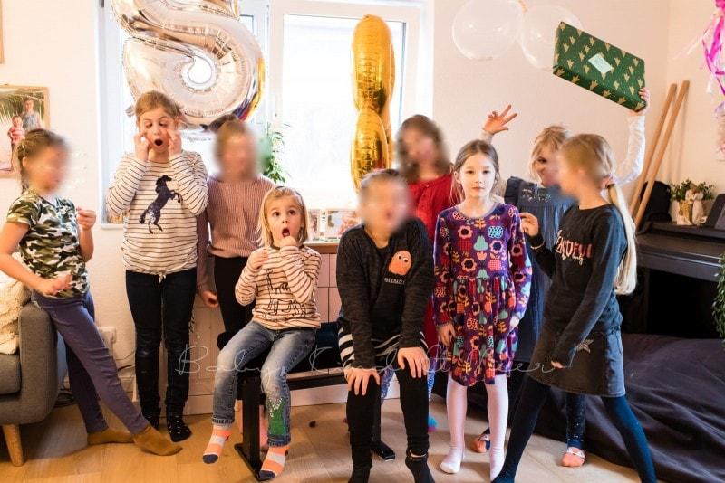 Lottes 8 Geburtstag Zauberwald Party babykindundmeer 50