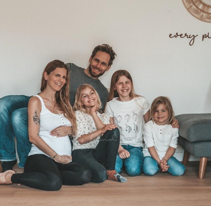 Familie 22. SSW babykindundmeer