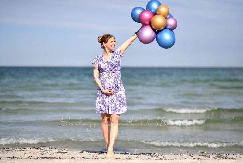 Noch 100 Tage bis zur Geburt Schwangerschaftskalender