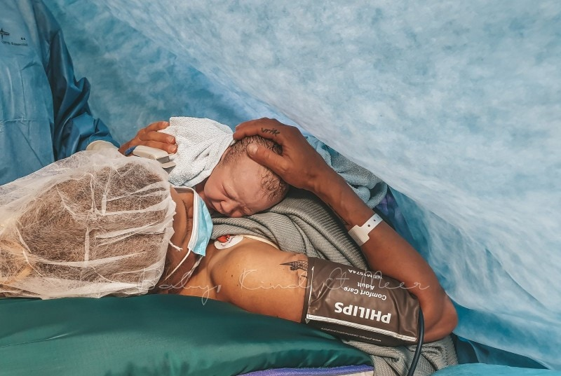 Piets Geburt babykindundmeer 13