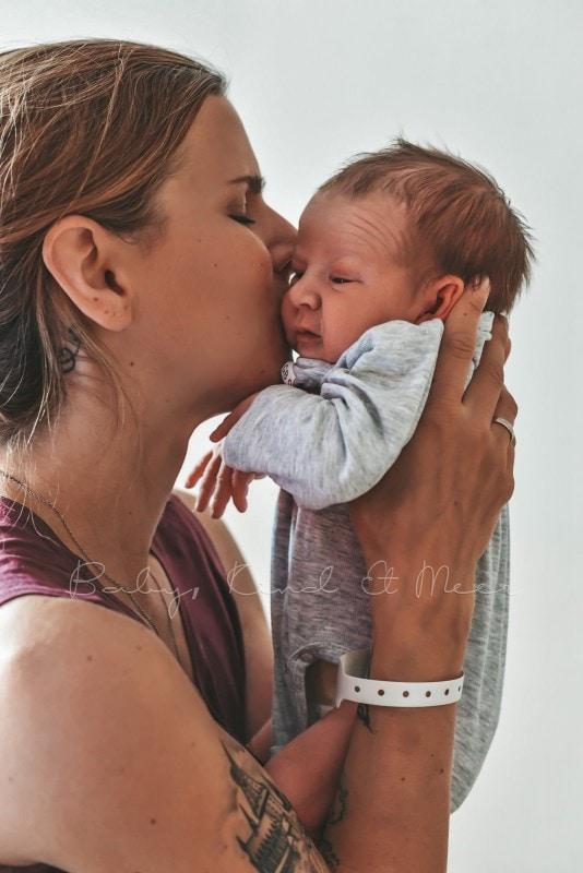 Piets Geburt babykindundmeer 2