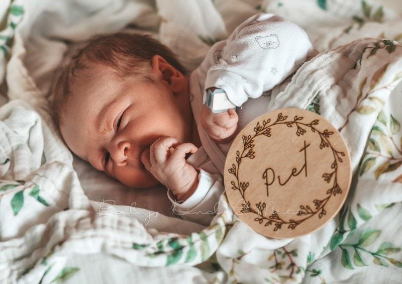 Piets Geburt babykindundmeer 24